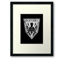 Sentinel Task Force - Call of Duty: Advanced Warfare Framed Print