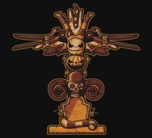 Burton's Totem by Letter-Q