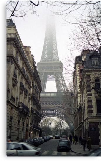 Eiffel Tower by Michael Eyssens