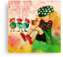 TaRt Canvas Print