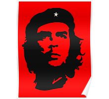 Che Guevara, Revolution. Cuba, Power to the people! In Black Poster
