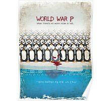 World War P Poster
