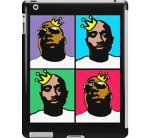 HIP-HOP ICONS: NOTORIOUS THUGS (4-COLOR) iPad Case/Skin