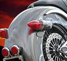 Custom Harley Davidson 'Detail' by DaveKoontz