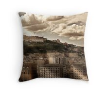 Naples Hills Throw Pillow