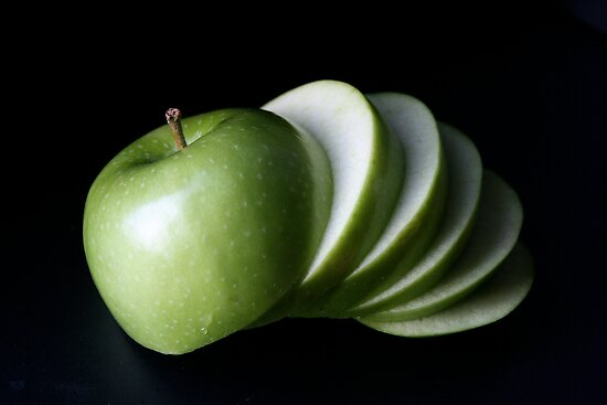 Apple by Heather Meadows