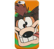 Crash Bandicoot - Classic PlayStation iPhone Case/Skin