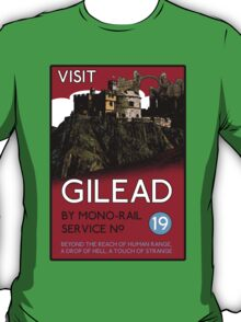 Visit Gilead (The Dark Tower) T-Shirt