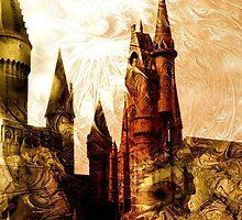School of Magic by Anastasiya Malakhova