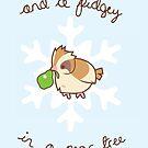 Pidgey Christmas by Steph Hodges