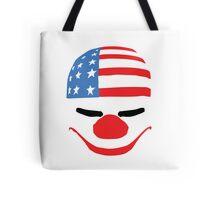 PayDay American Flag Mask Tote Bag