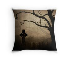Down in the Swamp Throw Pillow