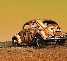 The Beetle by Mark Ingram