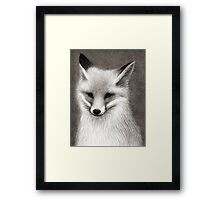 Inari the Fox Framed Print