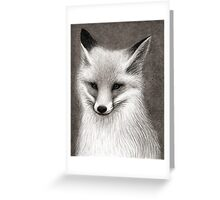 Inari the Fox Greeting Card