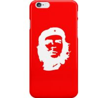 Che Guevara, Cuba, Peoples Revolution, in white iPhone Case/Skin