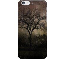 Lights in the Dark iPhone Case/Skin