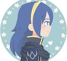 Lucina by spacegarbage