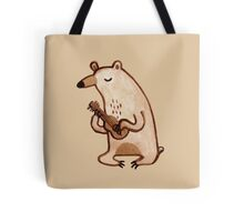 Ukulele Bear Tote Bag