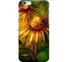 Flowers...Echinacea Purpurea 2 (Coneflower) iPhone Case/Skin