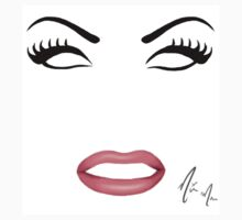 Courtney Act - Minimalist Queens by PaintedForFilth