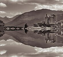 Reflections of Days Gone By by Chris Clark