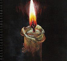 Candle by kriss
