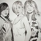 Atomic Kitten by Colin  Laing