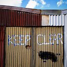 Keep Clear by Jaye Heraud