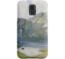 The Minffordd Path to Cader Idris. Samsung Galaxy Case/Skin