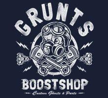 Grunts Boost Shop Kids Clothes