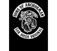 Sons of Anchorman Photographic Print