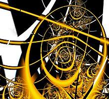 Golden Spiral by Geoff French