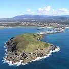 Muttonbird Island - Coffs Harbour, NSW Australia by Jo  Young