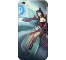 Ahri League of Legends Lol iPhone Case/Skin