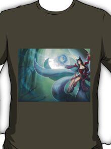 Ahri League of Legends Lol T-Shirt