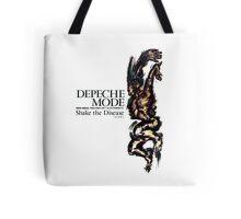 Depeche Mode : Shake the Disease - Poster Tote Bag