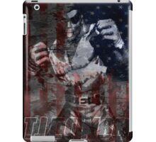 TJ COMBO FLAG iPad Case/Skin