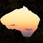 Australia Rock - Narooma by Darren Stones