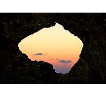 Australia Rock - Narooma Photographic Print
