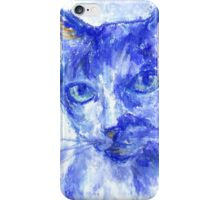 Eye Contact (pastel) iPhone Case/Skin