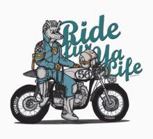 Ride fur ya life: Wolfman by Siegeworks .