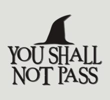 You Shall Not Pass by MissDoobie