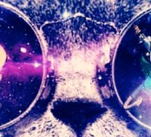 Adventure Time Cat Sticker