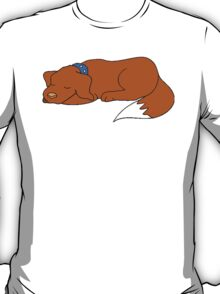Dog Sleeping T-Shirt