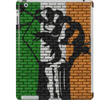 Irish Freedom Fist Flag  iPad Case/Skin