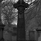 Celtic Cross by Ron Griggs