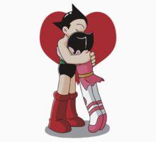 Astro and Zoran Hug Kids Clothes