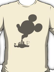 Mickey - Steamboat Willie T-Shirt