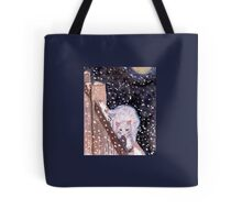 A Silent Journey Tote Bag